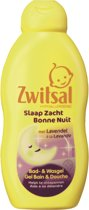 Zwitsal Slaap Zacht Lavendel Bad- & Wasgel - 200 ml - Bad- & Wasgel