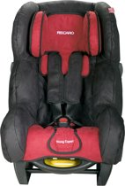 Recaro Young Expert Bellini punched - Autostoel - Rood