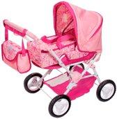 Baby Born Luxe Kinderwagen - Poppenwagen