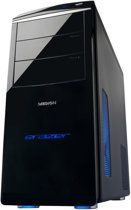 MEDION ERAZER Gaming PC X5309 E QWERTY Desktop