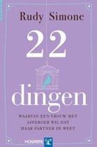22 dingen waarvan een vrouw met Asperger wil dat haar partner ze weet