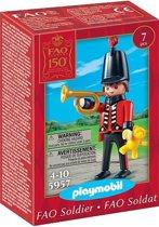Playmobil 5957 - Soldaat met trompet - Exclusieve uitgave