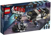 LEGO Movie Rot Agent Achtervolging - 70819