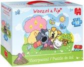 Woezel & Pip - Vloerpuzzel - 15 Stukjes