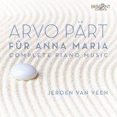 Jeroen van Veen - Arvo Part: Fur Anna Maria (2CD)