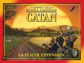 The Settlers of Catan: 5-6 Player Extension
