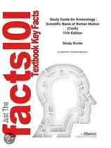 e-Study Guide for: Kinesiology : Scientific Basis of Human Motion (Cloth) by Nancy Hamilton, ISBN 9780072972979