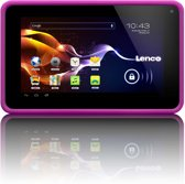 Lenco CoolTab-72 roze