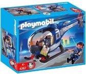 Playmobil Politie Helikopter - 4266