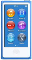Apple iPod Nano - 16GB - Blauw