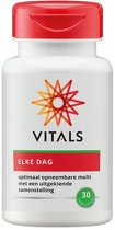Vitals Elke Dag - 30 Tabletten - Multivitamine