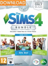 De Sims 4: Spa Day Bundle Pack - download versie