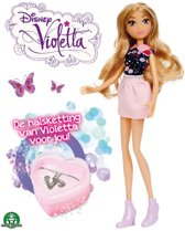 Violetta V Fashion Jewel - Inclusief tatto set - Modepop