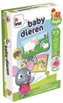 Ik Leer: Baby Dieren - Educatief Spel