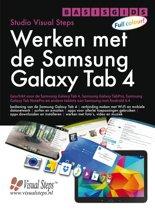 Basisgids werken met de Samsung Galaxy Tab  / 4