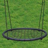 Nest Schommel - 100 cm - Zwart