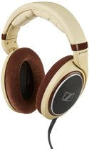Sennheiser HD 598 - Over-Ear koptelefoon - Bruin/Wit