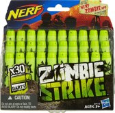 NERF Zombie Strike Refill - 30 Schijfjes