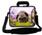 Sleevy 17.3 inch laptoptas hond
