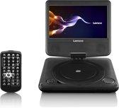 Lenco DVP-734 - Portable DVD-speler - 7 inch - Zwart