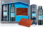 Dove Men+Care Card Holder - 3 delig - Geschenkset