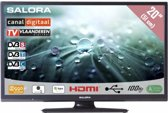 Salora 20LED9109CTS2 51 cm CI+ LED TV met 100 Hz BPR en USB mediaspeler