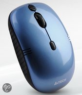2.4G Wireless Mouse, blue