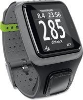 TomTom Multi-Sport - GPS Sporthorloge - Grijs