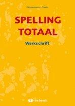 Spelling totaal - werkschrift