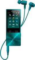 Sony NW-A25HN Walkman - Hi-Res audio MP3-speler - 16Gb - Blauw