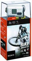 Sony HDR-AS100VB met Wi-Fi - Action Camera - Bike Kit