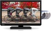 Toshiba 24D1333DG - Led-tv/dvd-combo - 24 inch - HD-ready - Zwart