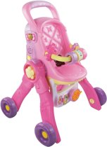 VTech Little Love - 3 in 1 Poppenwagen