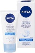 NIVEA Essentials Hydraterend Normale/ Gemengde huid - 50 ml - Dagcreme