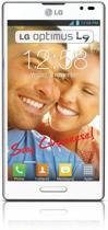 LG Optimus L9 - Wit