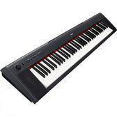 Yamaha NP31-piano-keyboard-zwart