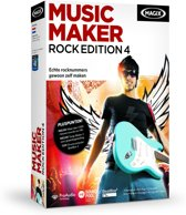 Magix Music Maker - Rock Edition 4