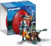 Playmobil Valkenridder Met Kanon  - 4933