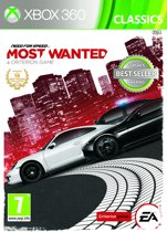 Need For Speed: Most Wanted - Classics Edition - Xbox 360