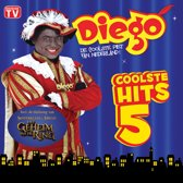 Diego's Coolste Hits 5 (cd)