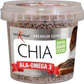 Lucovitaal Super Raw Food Chia zaden - 170 gram -Voedingssupplementen