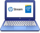 HP Stream 13-c000nd - Laptop - Blauw