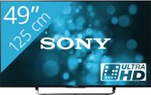 Sony Bravia KD-49X8309C - Led-tv - 49 inch - Ultra HD/4K - Android tv
