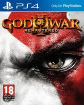God of War 3 (Remastered)  PS4