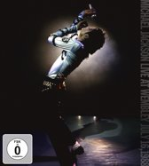 Michael Jackson - Live At Wembley