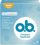 Ob applicator pro comf.super ~ 16 st
