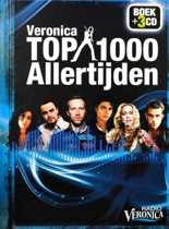 Veronica Top 1000 Allertijden (Boek+3Cd)