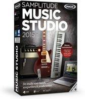 Magix Samplitude Music Studio 2015 - Nederlands / 1 Gebruiker / DVD