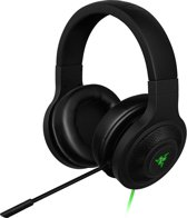 Razer Kraken USB Essential Stereo Gaming Headset -  Zwart (PS4 + PC + MAC)