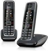 Gigaset C530 - Duo DECT telefoon - Zwart